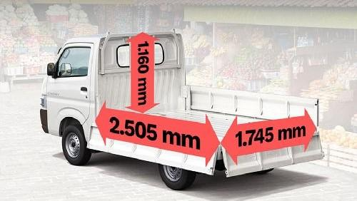 Suzuki Carry 2019 Exterior 005