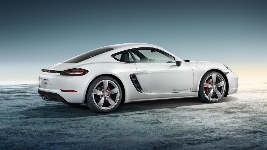 Porsche 718 2019 Exterior 053