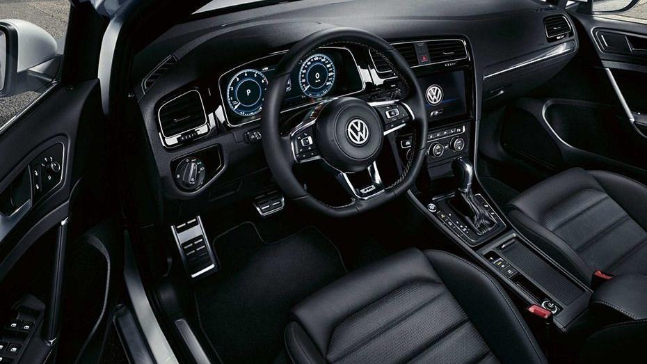 Volkswagen Golf 2019 Interior 094
