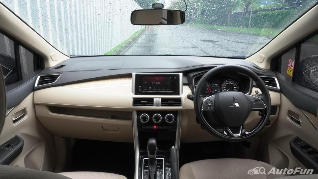 2020 Mitsubishi Xpander Ultimate A/T Interior 001