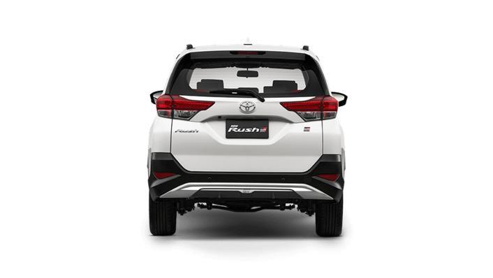 2021 Toyota Rush 1.5 S A/T GR Sport Exterior 006