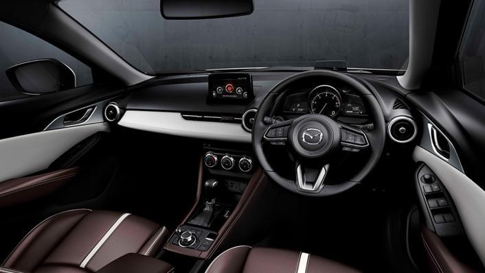 2021 Mazda CX-3 Interior 003
