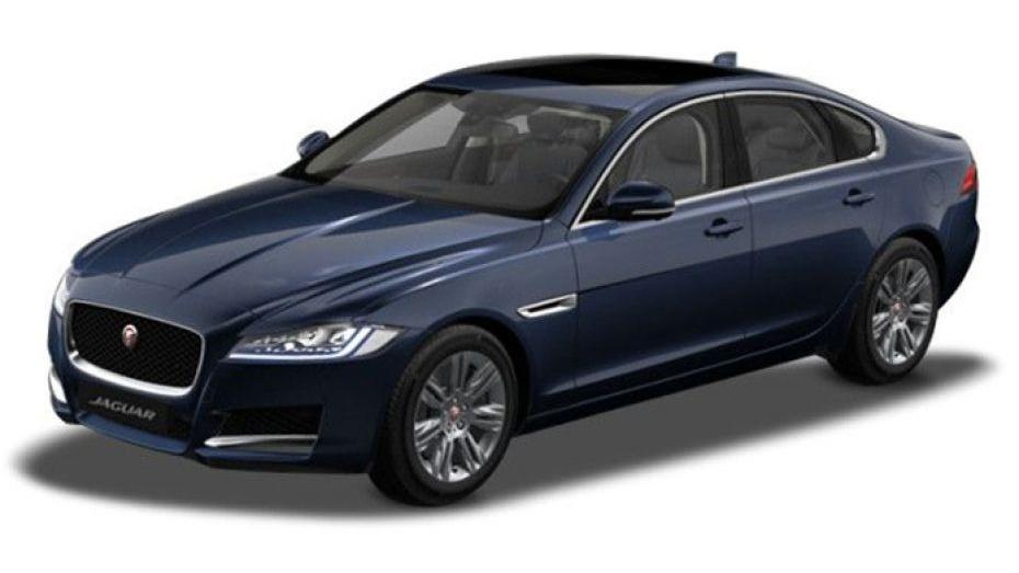 Jaguar XF 2019 Others 008