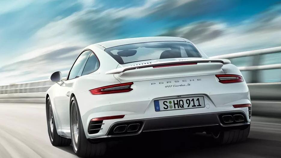 Porsche 911 2019 Exterior 075