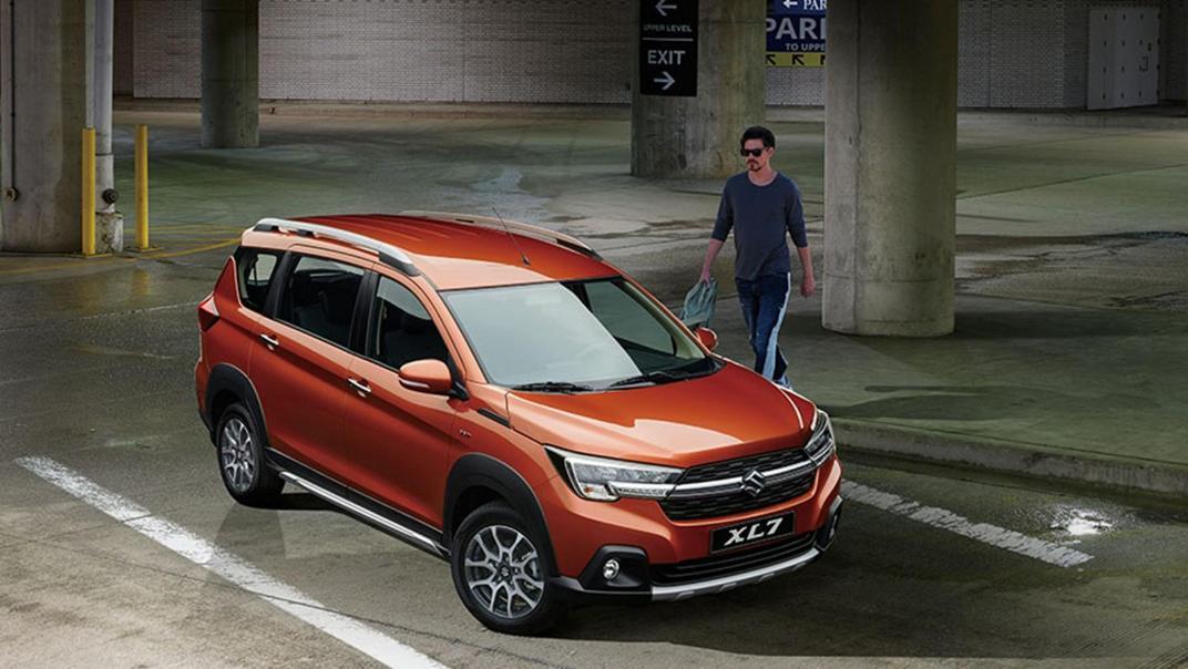 Suzuki XL7 2019 Exterior 004