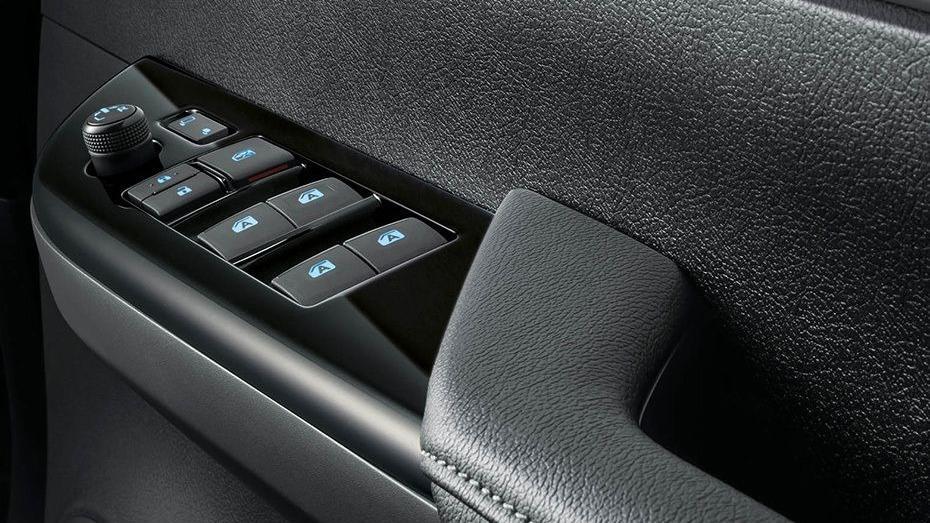 Toyota Hilux 2019 Interior 046