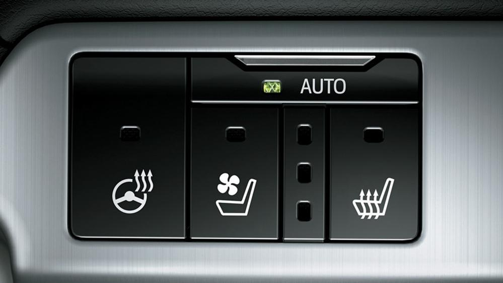 Toyota Land Cruiser 2019 Interior 004
