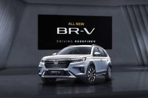 Honda BR-V 2022 Resmi Debut Global di Indonesia, Harga Mulai Rp260 Jutaan