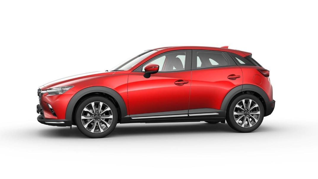 Mazda CX 3 2019 Exterior 009
