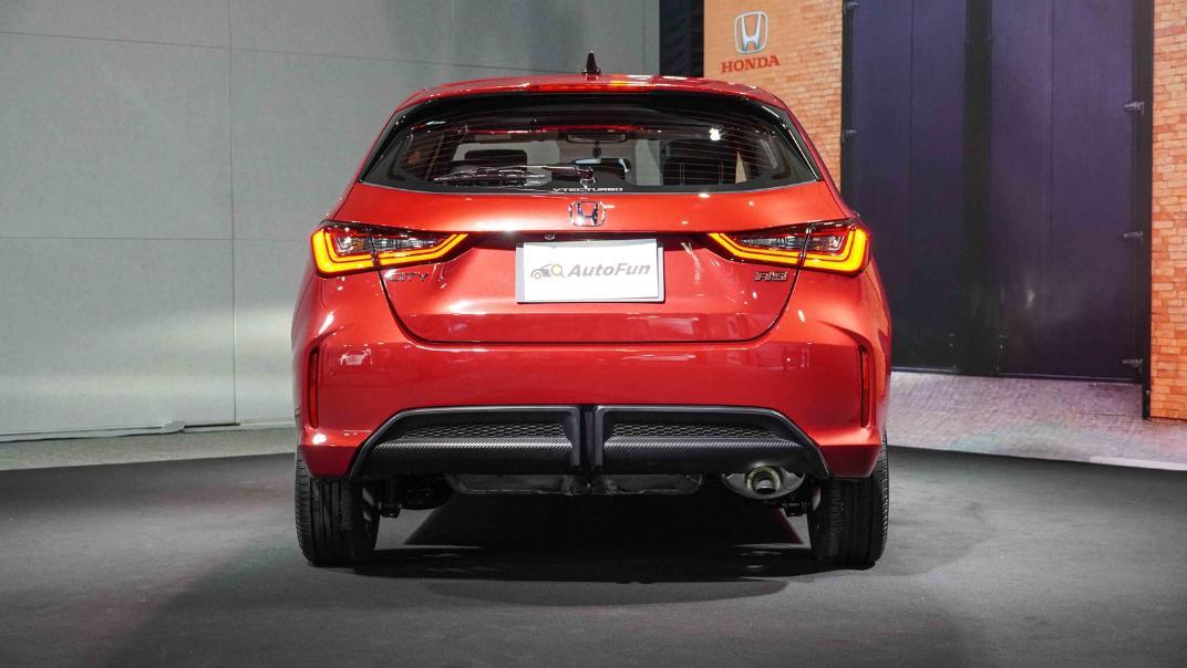 2021 Honda City Hatchback International Version Exterior 082