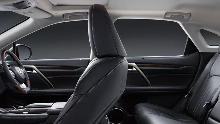 Lexus RX 2019 Interior 006