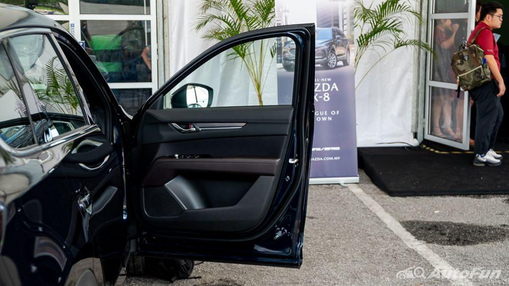 Mazda CX 8 2019 Interior 030