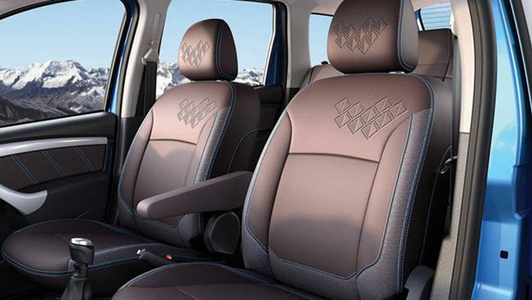 Renault Duster 2019 Interior 015