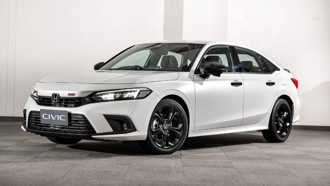 2022 Honda Civic Upcoming Version Exterior 008