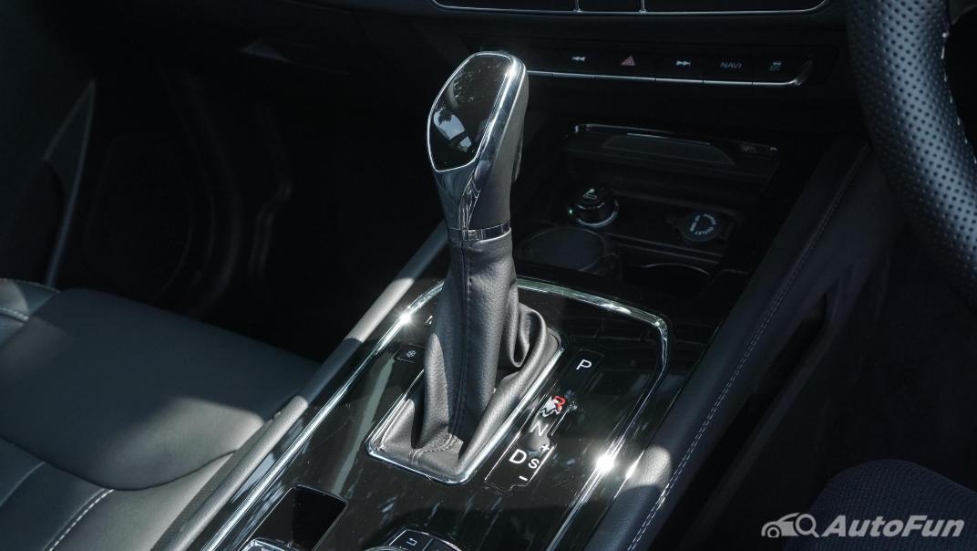 DFSK Glory i-Auto Intelligent Interior 033