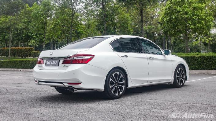 Honda Accord 2019 Exterior 006