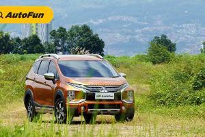 Review: Mitsubishi Xpander Cross, Racikan Tepat untuk Keluarga Petualang