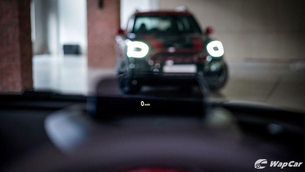 MINI Clubman 2019 Interior 012