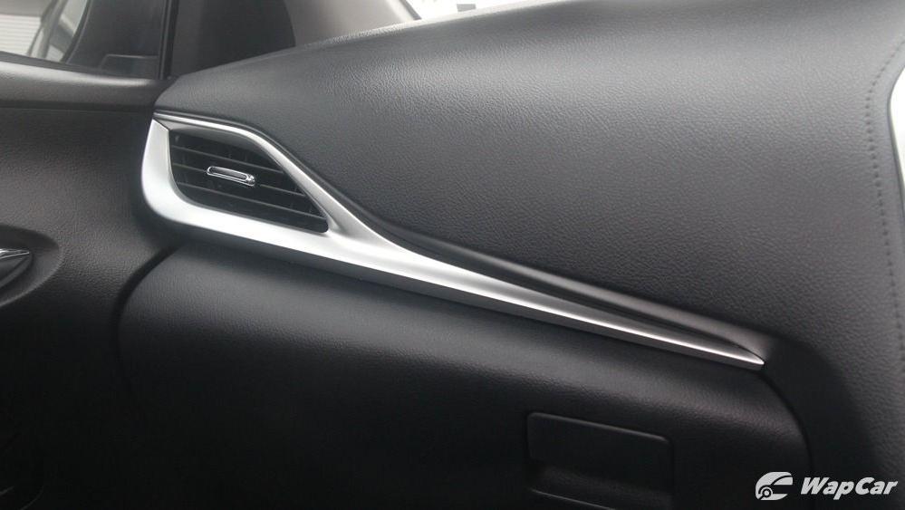 Toyota Vios 2019 Interior 050