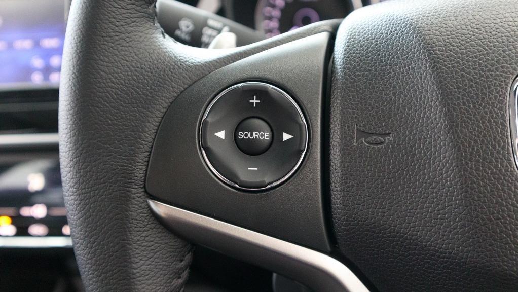 Honda City 2019 Interior 010