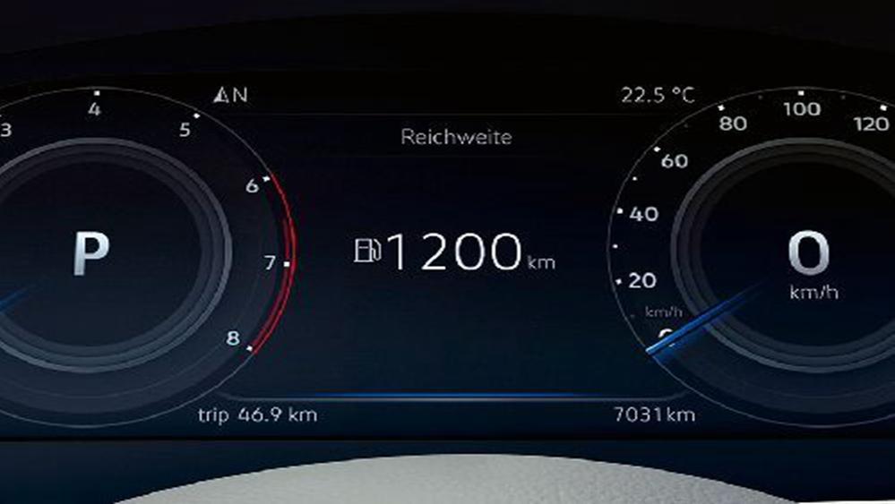 Volkswagen Tiguan Allspace 2019 Interior 005