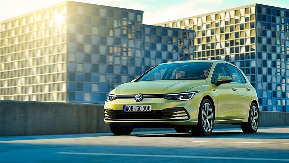 Volkswagen Golf 2019 Exterior 065