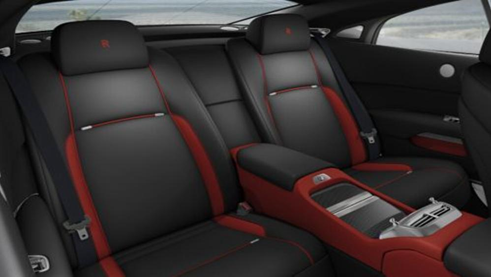 Rolls Royce Wraith 2019 Interior 009