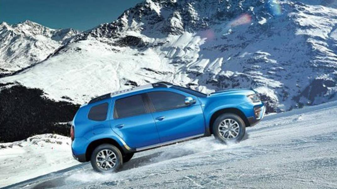 Renault Duster 2019 Exterior 006