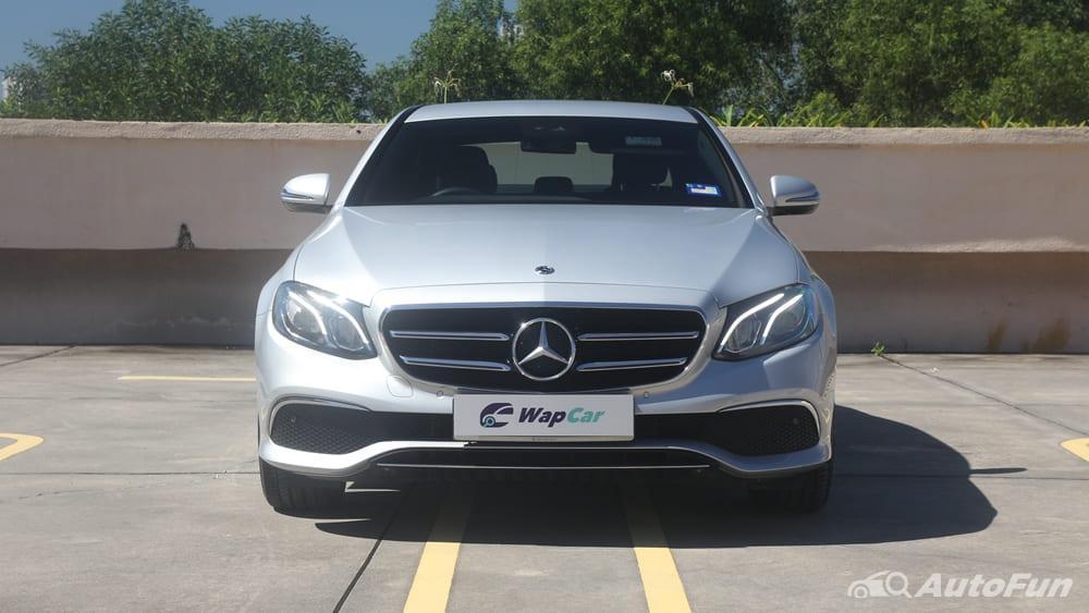Mercedes-Benz E-Class 2019 Exterior 057