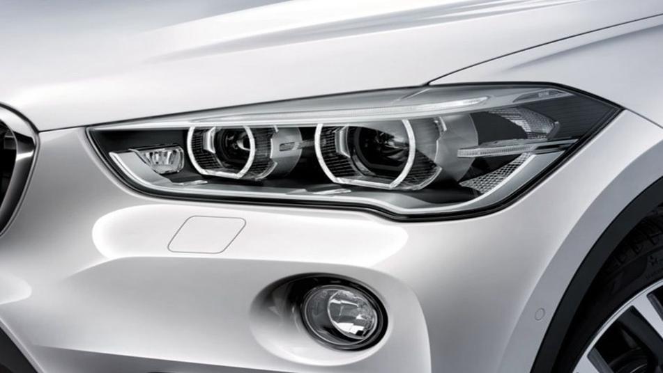 BMW X1 2020 2020 Exterior 008
