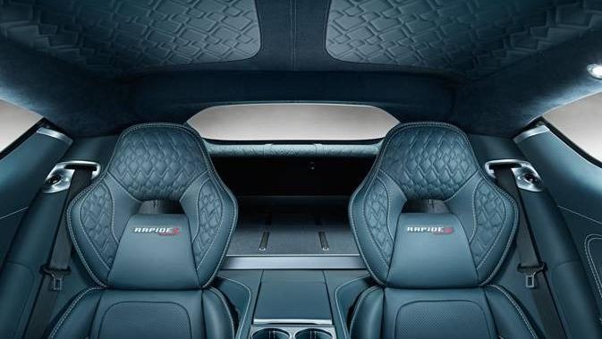 Aston Martin Rapide S 2019 Interior 002