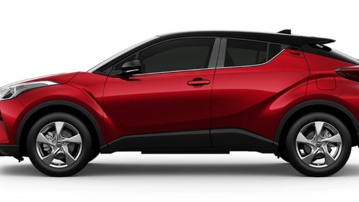 Toyota CHR 2019 Exterior 003