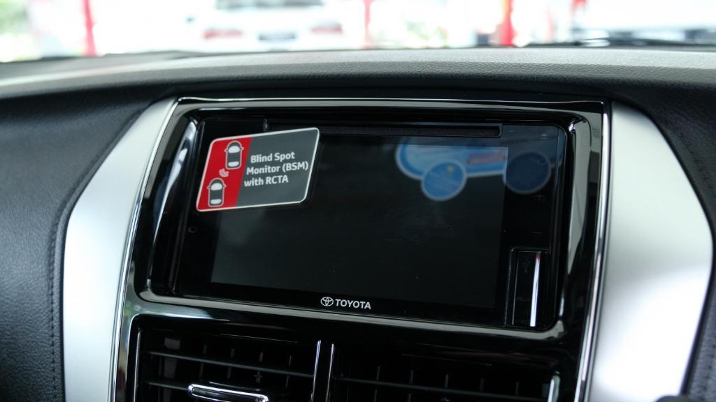 Toyota Vios 2019 Interior 011