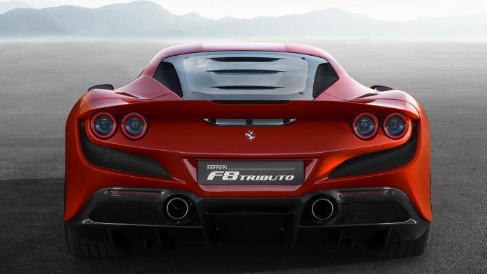 Ferrari F8 Tributo 2019 Exterior 004