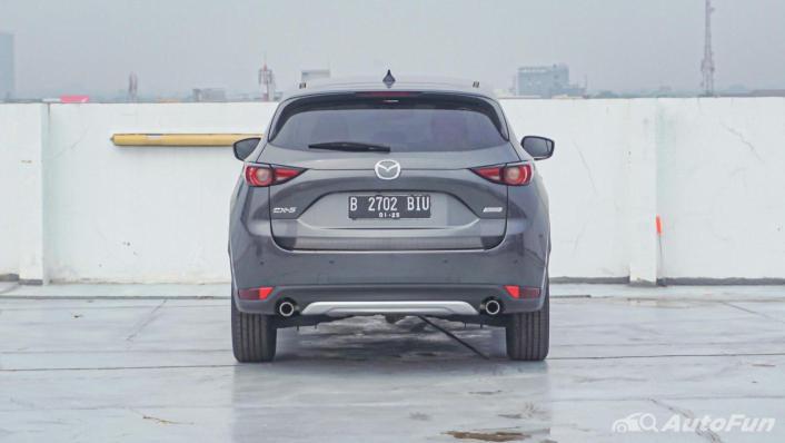 Mazda CX 5 Elite Exterior 006