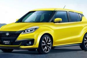 Makin Agresif, Ini Sosok Suzuki Swift 2022 Yang Layak Ditunggu di Indonesia