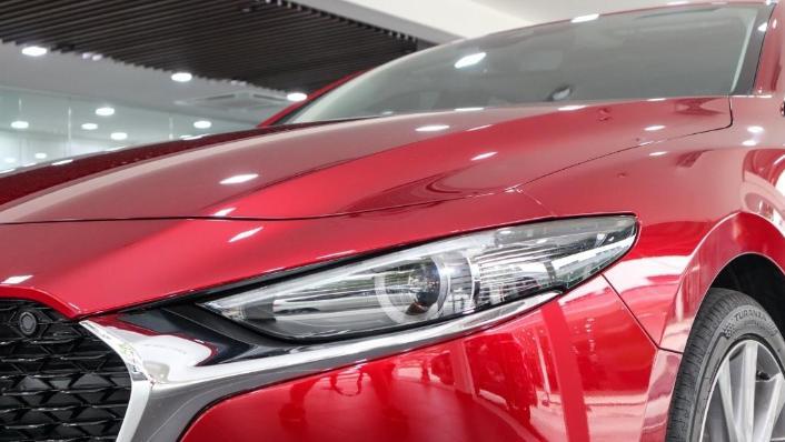 Mazda 3 2019 Exterior 007