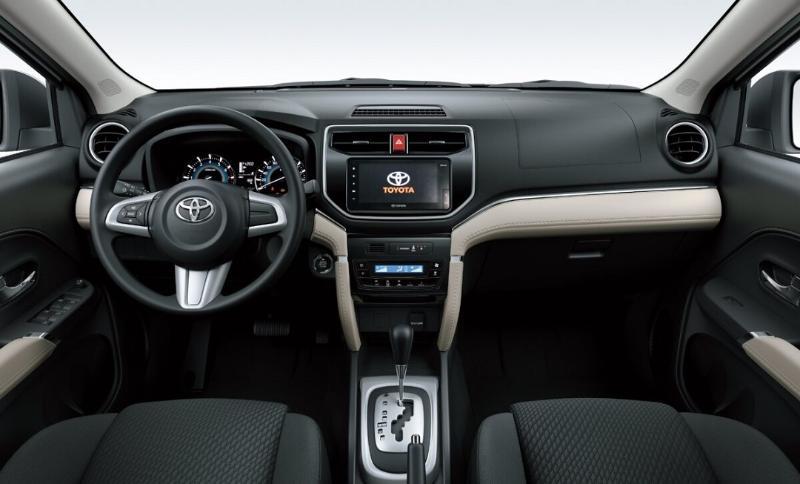 Tak Sabar Untuk Meminang Toyota Rush 2021? Intip Dulu Deretan Fitur-fiturnya Ini! 02