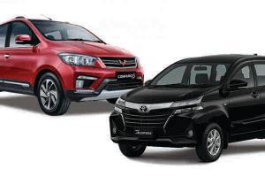 Model LMPV 2020: Wuling Confero dan Toyota Avanza, LMPV RWD yang Diminati
