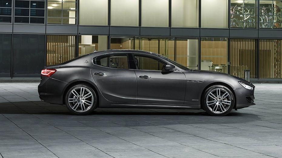Maserati Ghibli 2019 Exterior 007