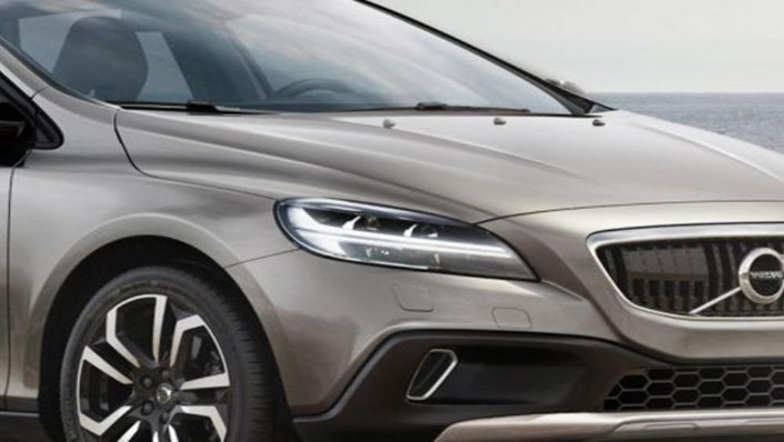 Volvo V40 Cross Country 2019 Exterior 006