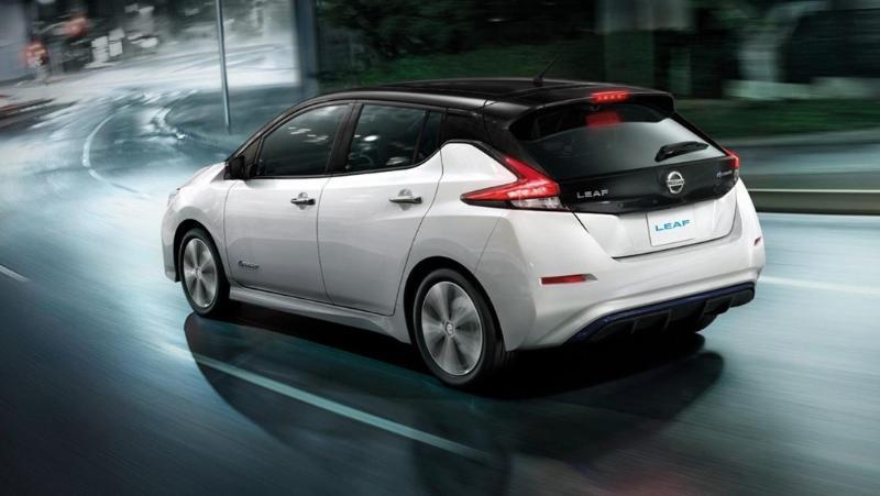 Nissan Leaf Siap Meluncur di Indonesia, Pasar Mobil Listrik Makin Sengit 02