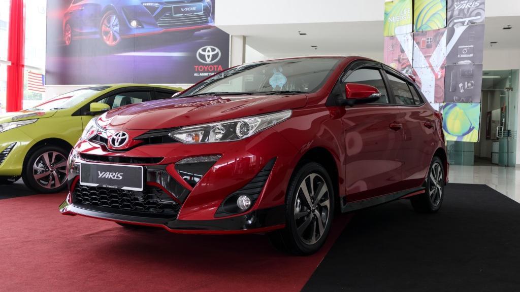 Toyota Yaris 2019 Exterior 037