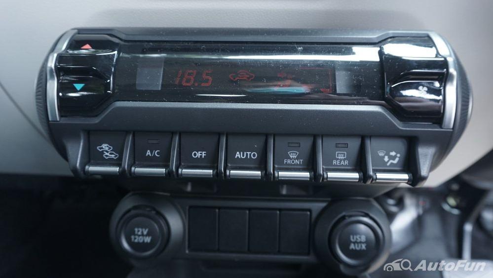 Suzuki Ignis GX AGS Interior 014