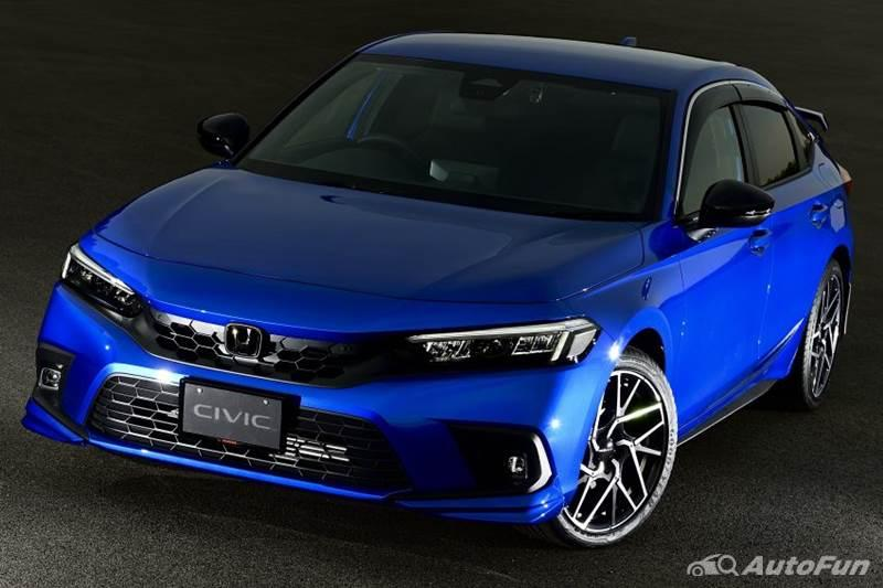 Honda Civic Hatchback 2022 -1