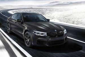 Review BMW M5 Edition 35 Years: Edisi Ulang Tahun Bertenaga Buas