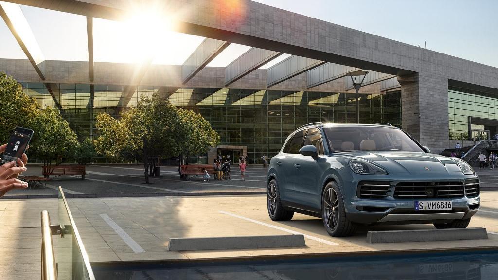 Porsche Cayenne 2019 Exterior 025