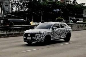 Honda HR-V 2022 Sudah Masuk Thailand, Pertanda Indonesia Tak Lama Lagi