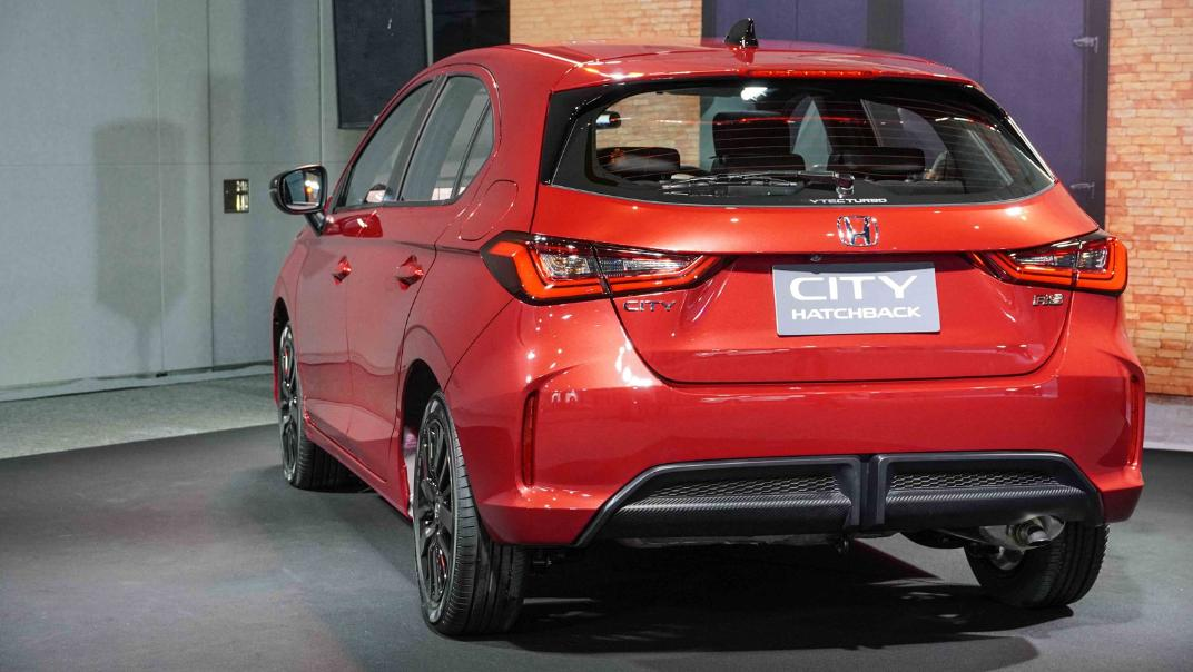 2021 Honda City Hatchback International Version Exterior 084