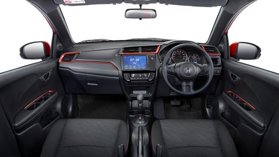 Honda Mobilio 2019 Interior 002
